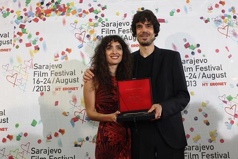 In Bloom directors Nana Ekvtimishvili and Simon Groß